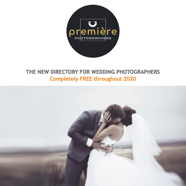 join a directory for wedding photographers
