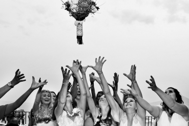 Amazing scene from a wedding day captured by Adamo Morgese