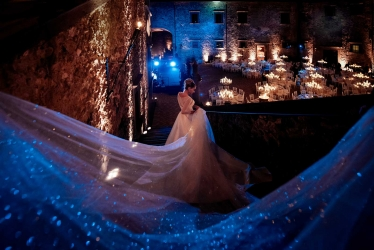 Amazing scene from a wedding day captured by Emiliano Russo