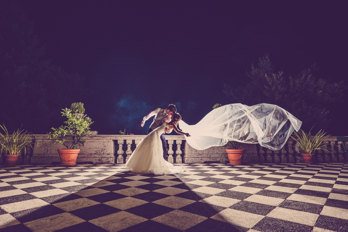 Amazing scene from a wedding day captured by Diego Miscioscia