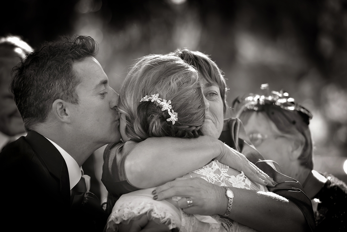 Amazing scene from a wedding day captured by Elio Rulli
